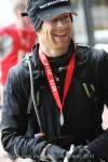 Tom Aikens, Celeb Chef finishing the first London Ultra 2010