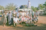 4 adult team taking a group of bereaved (not all) youths across the Sinai in July 2008. A 3 week journey with no contact home