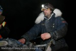 Yukon Quest 2012, Dawson Finish Line