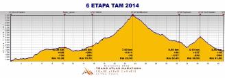 6 etapa TAM 2014