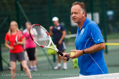Steve Riley of Willtowin offering public tennis with or without membership